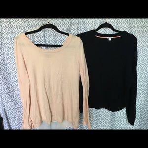 Chic sweatshirt bundle